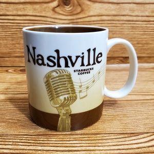 Starbucks Nashville Global Icon Series City Mug